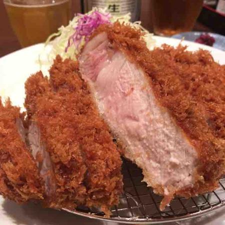 とんかつ檍 銀座店 (とんかつ あおき)
