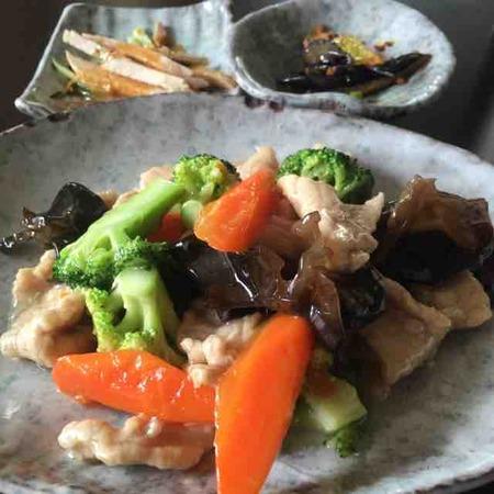 中国名菜 露天