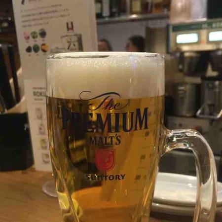 IL BAR ビール