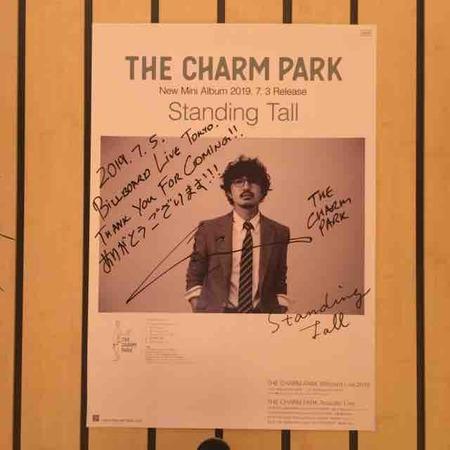 The Charm Park Billboard Live Tokyo