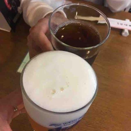 一二三亭 乾杯