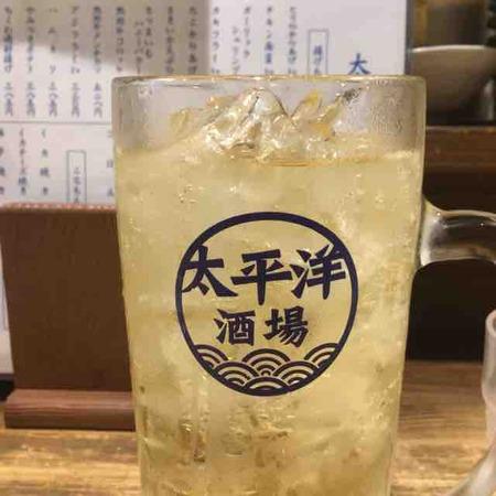 太平洋酒場 メガハイ