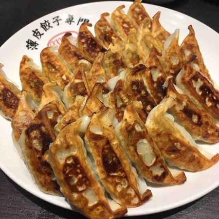渋谷餃子の餃子