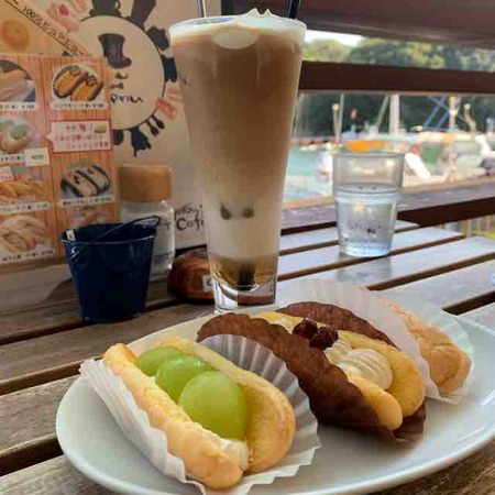 福菱 Kagerou Cafe  カフェ