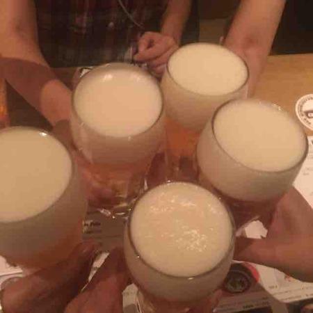 エルパソ (ELPASO)乾杯