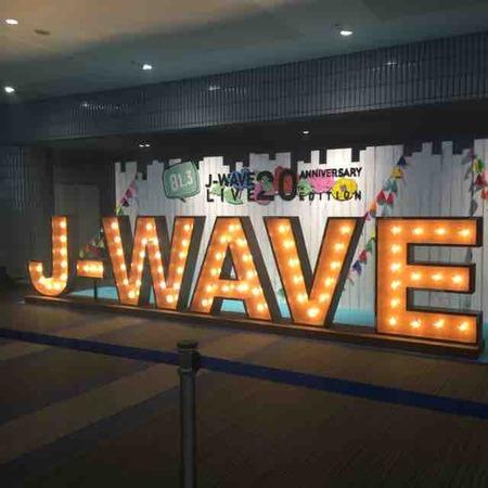 J-WAVE LIVE 14th