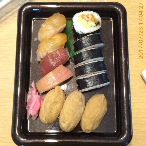 おじちゃんのお寿司