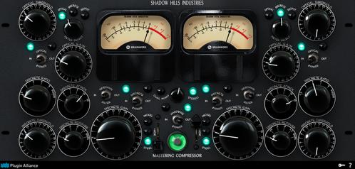 Shadow Hills Mastering Compresso