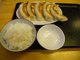 20150106_ひかり食堂_餃子