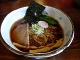 20080912_熊人_醤油拉麺