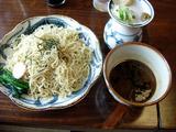 20080912_熊人_醤油つけ麺