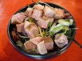20090523_麺屋こうじ_チャーシュー丼