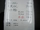 20100301_忍八_メニュー