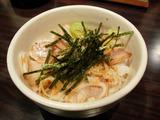 20090117_三ツ矢堂製麺_チャーシューごはん