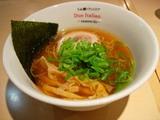 らぁ麺トラットリア Due Italian@立川_醤油