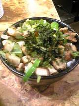 20090531_麺屋おはな_ミニチャーシュー丼