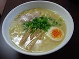 麺8-34@西小倉_鶏白湯しお