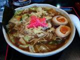 20080628_麺屋小次郎_つゆだくキムチやきそば