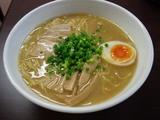 麺8-34@西小倉_鶏白湯しょうゆ