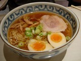麺屋にゃみ_喜多方そば