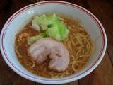 井之上屋_20071120醤油らぁ麺