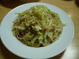 20080823_塩山館食堂_炒麺