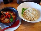 20100627_名前のない店_つけ麺