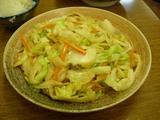 20080508_華隆餐館_五目焼き刀削麺