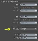 Weightmap Texture