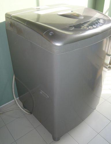 コンドータウンの全自動洗濯機