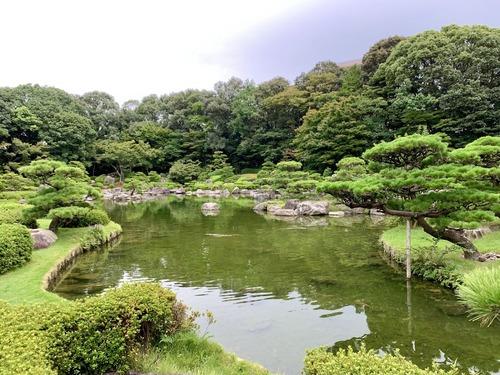 大濠公園日本庭園