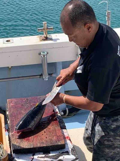 カジキマグロ漁_勝丸