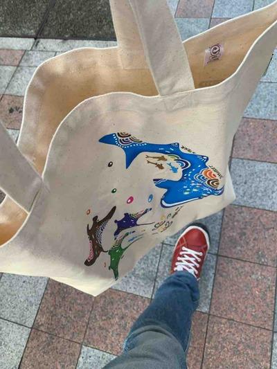 沖縄_トートバッグ