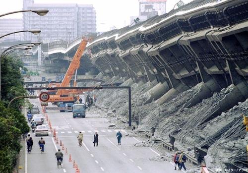 阪神大震災