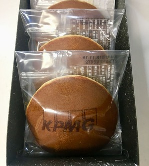 KPMG饅頭