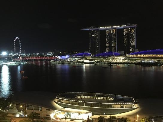 シンガポール フラトン