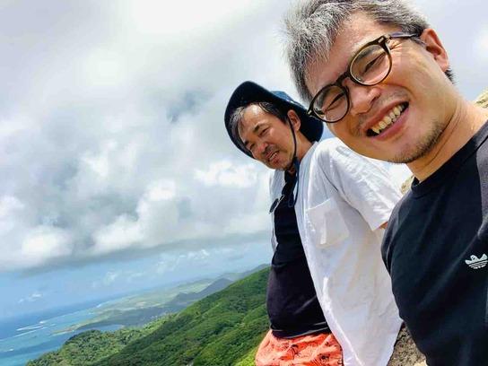 石垣島_野底岳(マーペー)