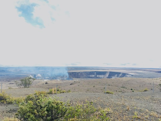 キラウエア火山