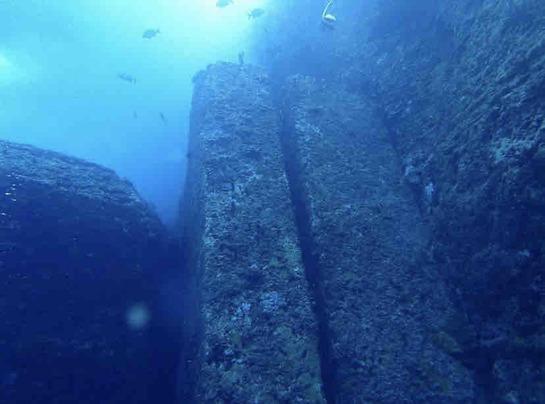 与那国島_海底遺跡