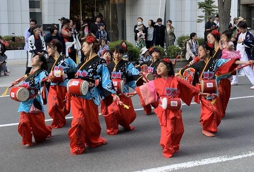 札幌YOSAKOIソーラン祭り