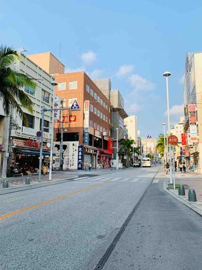 沖縄_国際通り