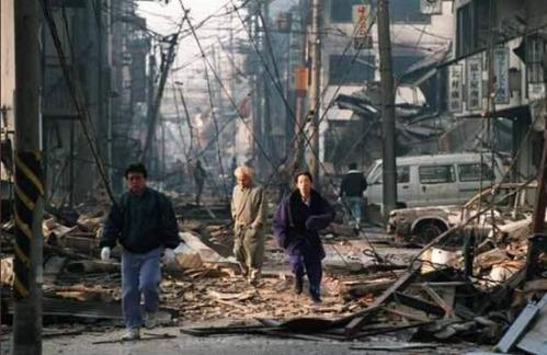阪神大震災2