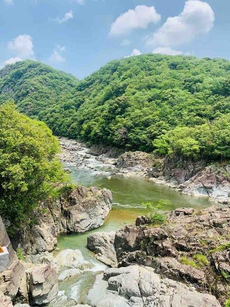 旧福知山線廃線敷ハイキングコース