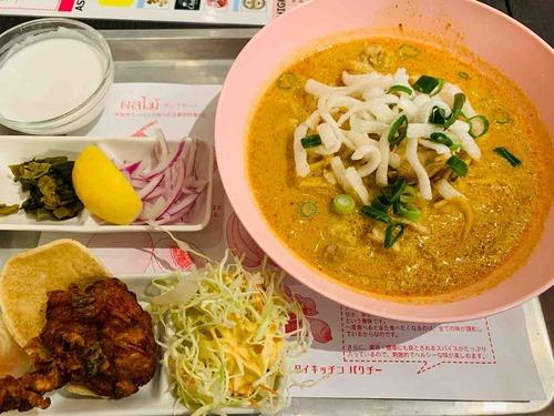 タイ料理_カオソーイ