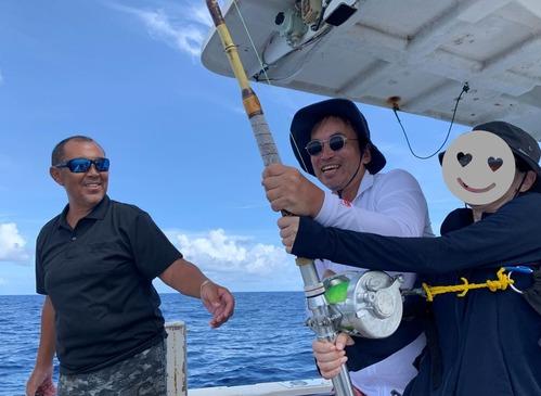 カジキマグロ漁1