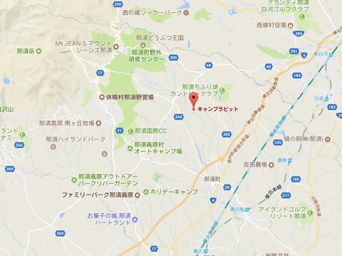 キャンプラビットmap1