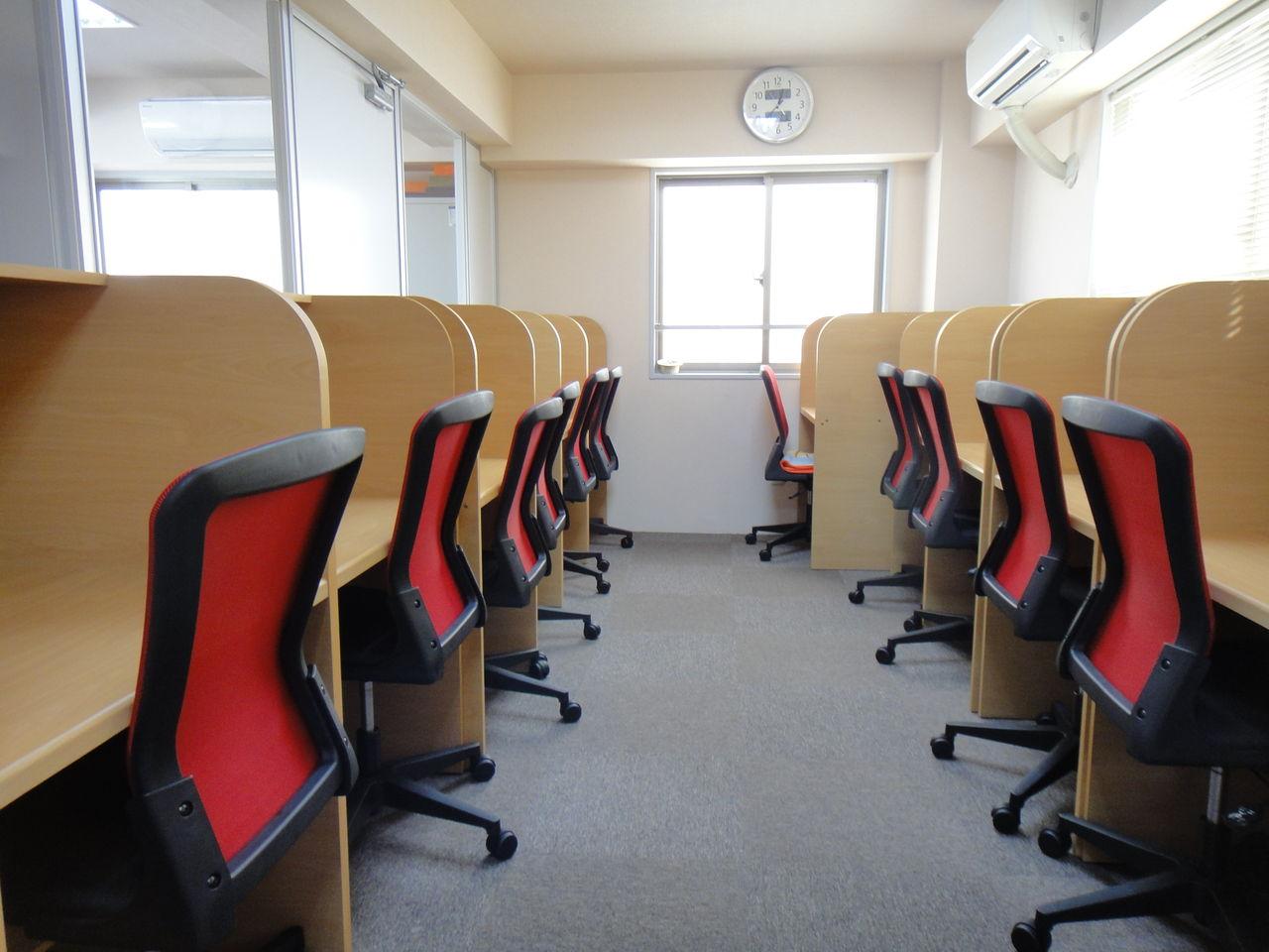 「武田塾 校舎 自習室」の画像検索結果