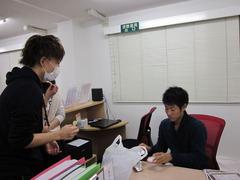 受験直前12月!自習室や教室での生徒日常風景【町田の予備校】