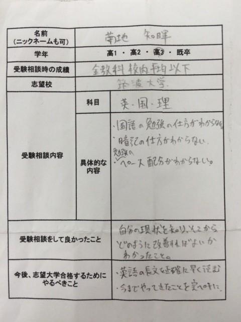 国立筑波大学を目指す、夢の教員になるために。
