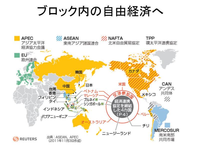TPP06 戦後の自由貿易とその成果 : 武田邦彦 (中部大学)